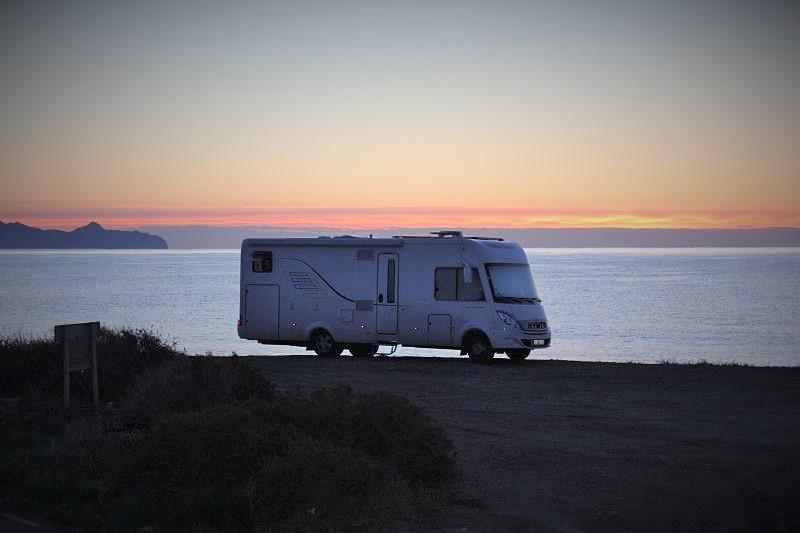 Free waterfront accommodation