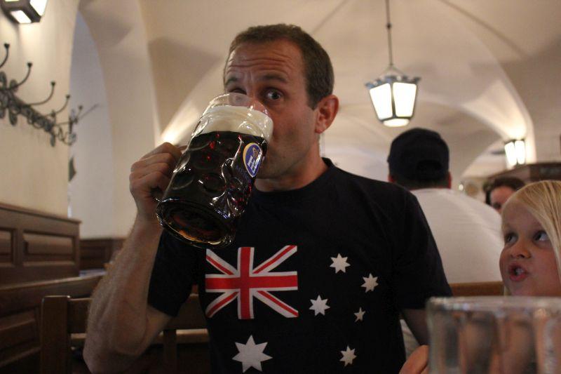 Australia Day Beers