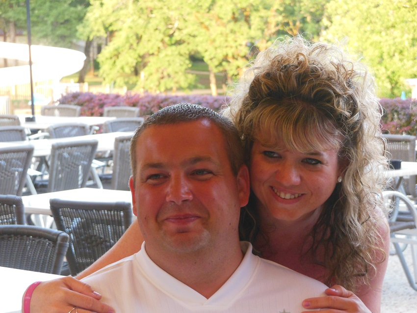 Paul and Donna from Kent, England