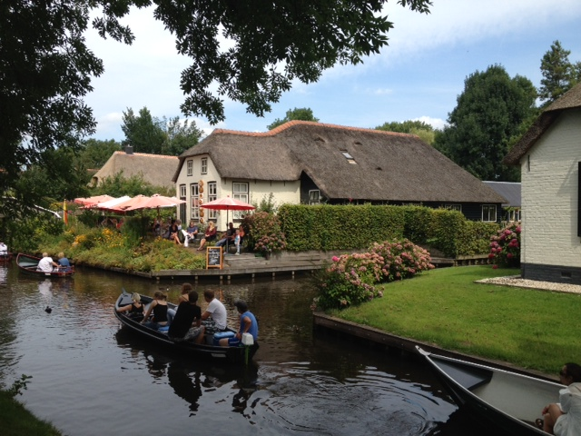 Girthoorn -our last stop in Holland